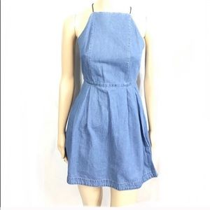 Kate Spade Denim Dress Size 00 Saturday